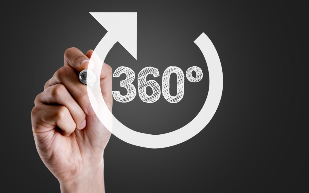 A Guide to Conducting 360 Feedback Surveys