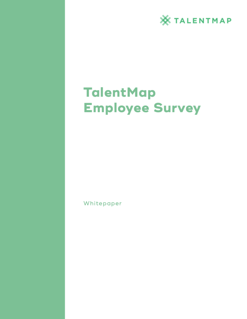 TalentMap Employee Survey